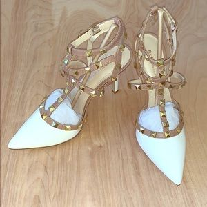 BCBG Rockstud Pumps